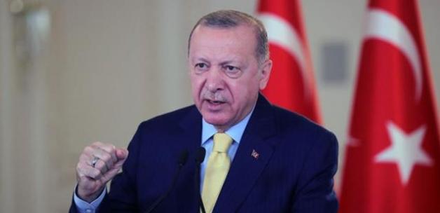 Cumhurbaşkanı Erdoğan, 3. doz koronavirüs aşısı yaptırmasının nedenini anlattı: Antikor için