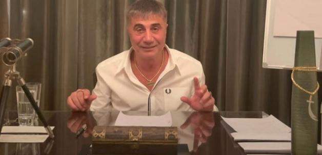 Sedat Peker, yeni videosunu yayımladı, Süleyman Soylu iddialarını sürdürdü