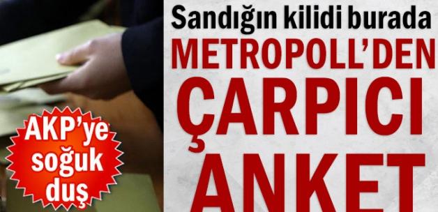 MetroPoll'den çarpıcı anket... CHP, AKP'yi yakaladı...