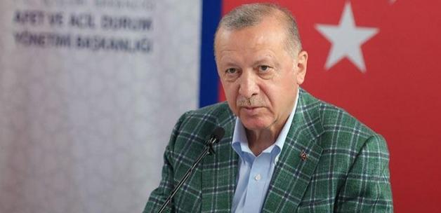 Son dakika... Cumhurbaşkanı Erdoğan, afet bölgesinde kira yardımı yapılacağını açıkladı TÜRKİYE