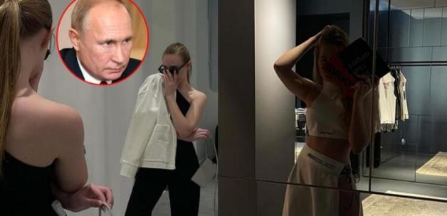 Son dakika haberi... Putin'in kızını ortaya çıkarmıştı! 'İntikam' iddiaları deprem etkisi yarattı