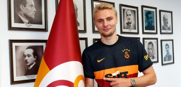 Galatasaray yeni transferi Victor Nelsson'un maliyetini açıkladı
