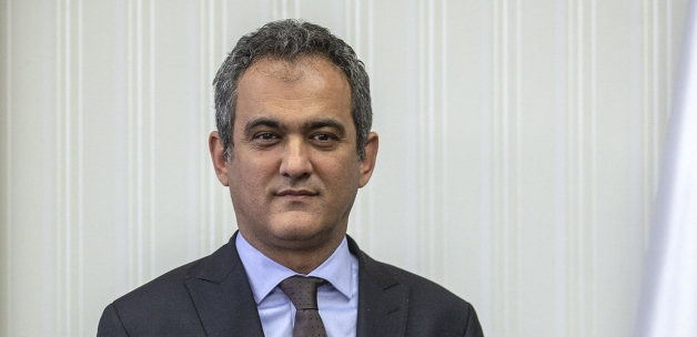 Milli Eğitim Bakanı Mahmut Özer'den yeni eğitim öğretim yılı hakkında açıklama