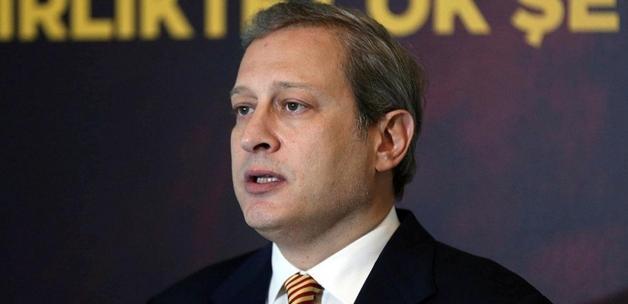 PFDK'den Galatasaray Başkanı Burak Elmas'a 45 gün hak mahrumiyeti cezası