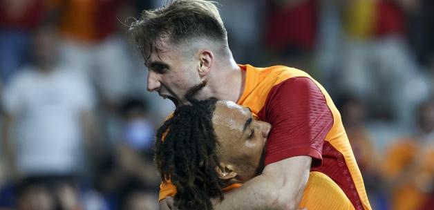 UEFA Avrupa Ligi'nde St Johnstone'yi 4 golle geçen Galatasaray turu kaptı