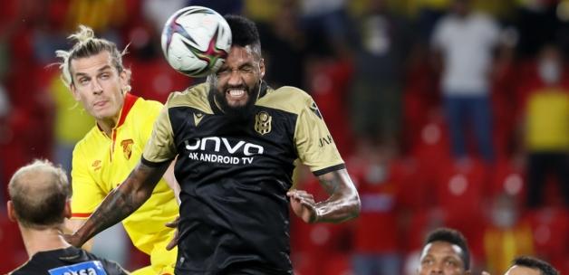 Yeni Malatyaspor konuk olduğu Göztepe'yi tek golle geçti