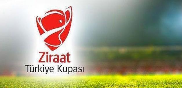 Ziraat Türkiye Kupası'nda 1. Eleme Turu programı belli oldu
