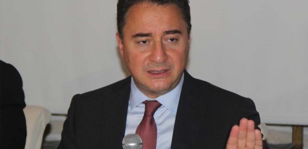 Ali Babacan: DEVA kapatılan partinin üstüne konuşlanmadı