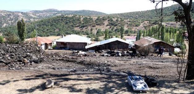 Ankara'daki yangında 8 ev küle döndü! Detaylar ortaya çıktı