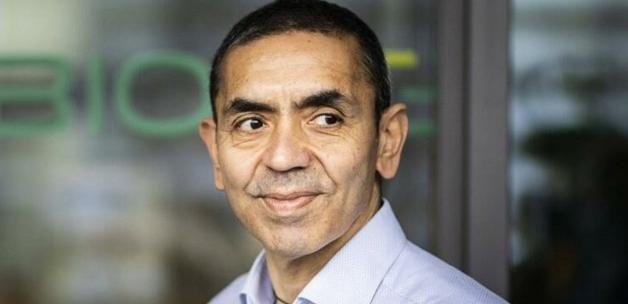 BioNTech kurucu ortağı Prof. Dr. Uğur Şahin: 1 trilyon dozdan fazla aşı üreteceğiz