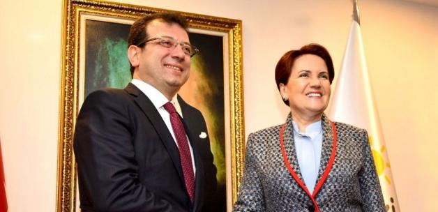 Bomba kulis! İmamoğlu İYİ Parti'nin Cumhurbaşkanı adayı mı olacak?