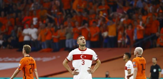 Hollanda Türkiye maçı golleri ve geniş özeti
