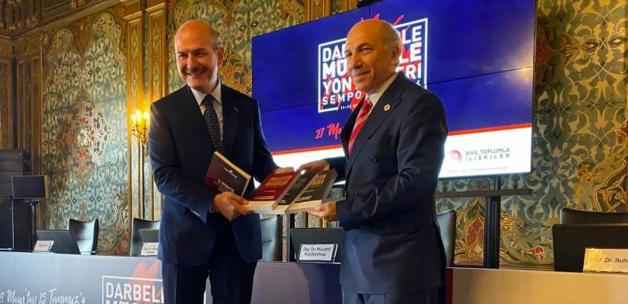 İçişleri Bakanı Süleyman Soylu'dan demokrasi açıklaması
