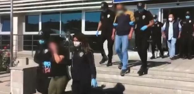 Konya'da suç örgütüne operasyon: 13 kişi gözaltında: Yıllardır...