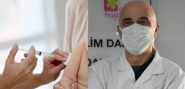 Prof. Zafer Kurugöl'den yanlışlıkla covid aşısı açıklaması: 1 aylık bebeğe 5 ay önce yapılmış