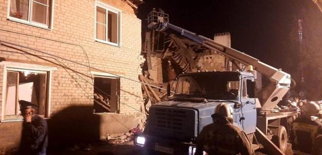 Rusya'da doğalgaz patlaması: 3 kişi öldü