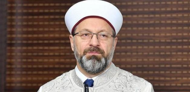 Son dakika: Diyanet İşleri Başkanlığına yeniden Ali Erbaş atandı