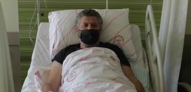 30 günlük tedavinin ardından korona virüsü yenen vatandaştan 'aşınızı yaptırın' çağrısı