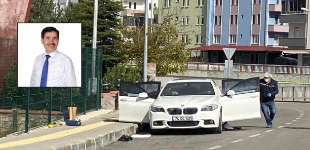 Bartın Saadet Partisi İl Başkanı aracında başından vurulmuş halde bulundu