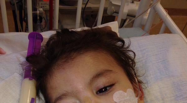 20 Aylık Ömründe 8 Ameliyat Geçiren Muhammet, Kalp Nakli Bekliyor