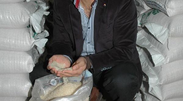 20 Bin Ton Pirinç Çöpe Gidiyor