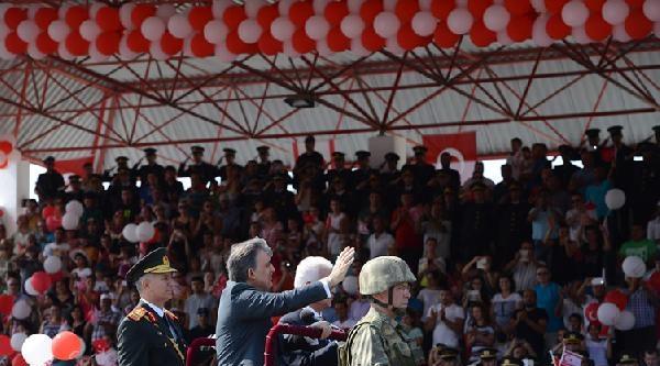20 Temmuz Barış Ve Özgürlük Bayramı Kktc'de Törenlerle Kutlandı / Fotoğraflar