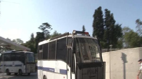 22 Temmuz Operasyonu'nda Bir Grup Şüpheli  Daha Adliyede