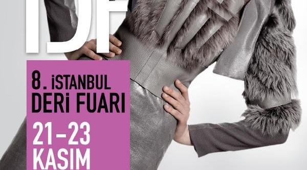 22 Ülkeden 309 Marka Istanbul Deri Fuarina Geliyor