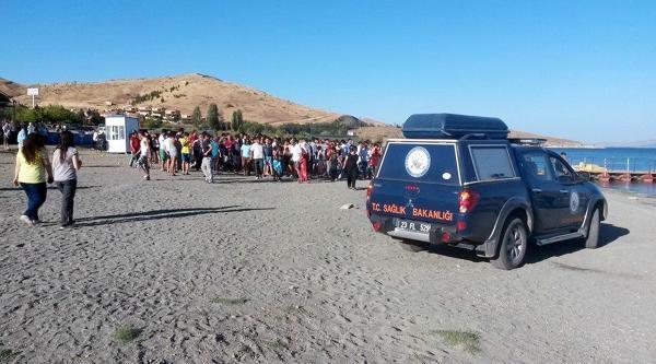 23 Yaşındaki Fatih, Hazar Gölü'nde Boğuldu