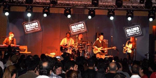 24'üncü Blues Festivali Denizli'den Başladi