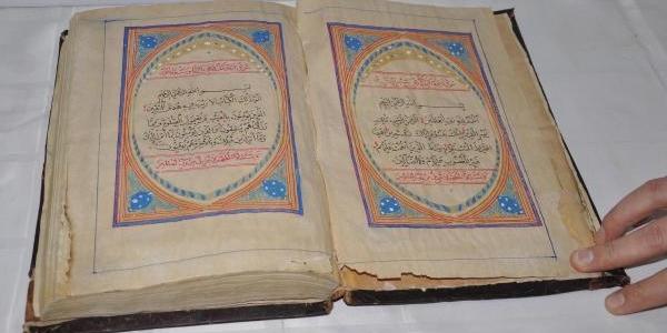 250 Yillik Kuran-I Kerim Ele Geçirildi