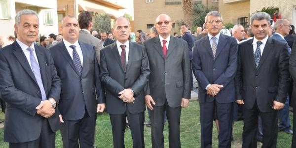 29 Ekim Cumhuriyet Bayrami Bağdat'ta Kutlandi