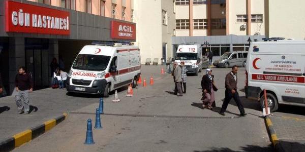 2 General Suriye Sinirinda Trafik Kazasinda Yaralandi (2)