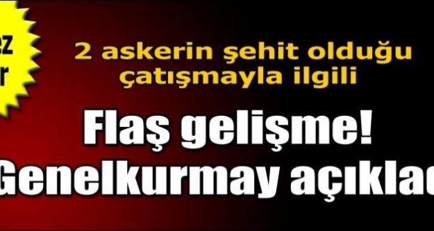 2 şehit, 6 PYD'li öldürüldü