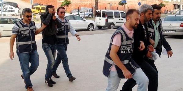 2 Zehir Taciri Tutuklandi