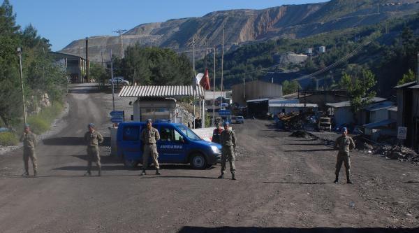 301 İşçinin Can Verdiği Madende 'sıkıyönetim'