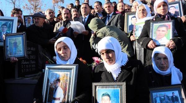 34 Kişinin Öldüğü Uludere'de Insan Haklari Etkinliği