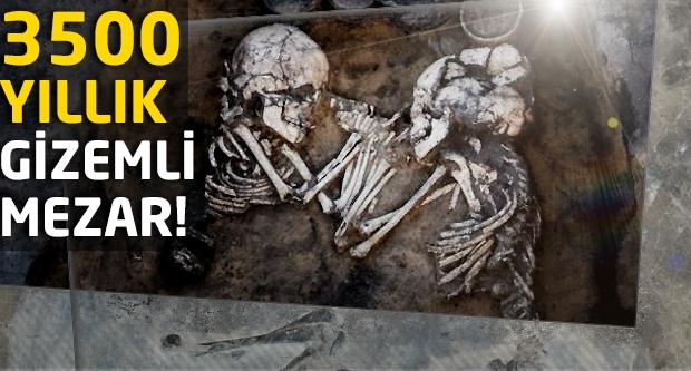 3500 Yıılık Gizemli Mezar...