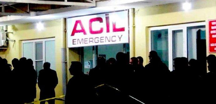 35 kişi hastanelik oldu!