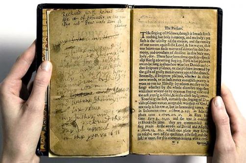 373 yıllık kitaba rekor fiyat!