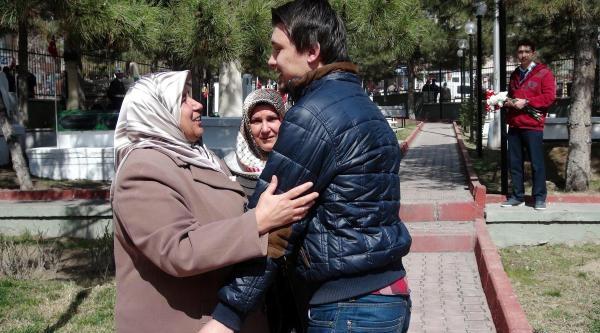 3 Ay Önce Terhis Oldu, Şehitleri Anmak İçin İstanbul'dan Elazığ'a Geldi
