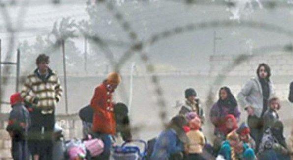 3 binden fazla Suriyeli Türkiye'ye girdi