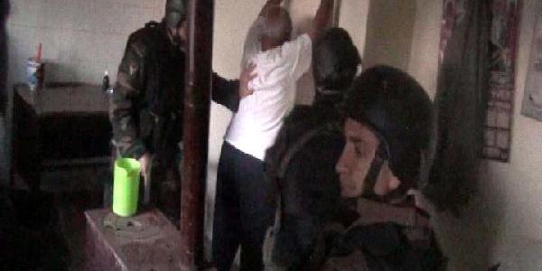 3 Ilde Fuhuş Operasyonu: 19 Gözalti