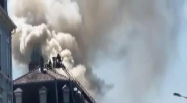 3 Türk'ün Hayatını Kaybettiği Yangına Soruşturma (4)