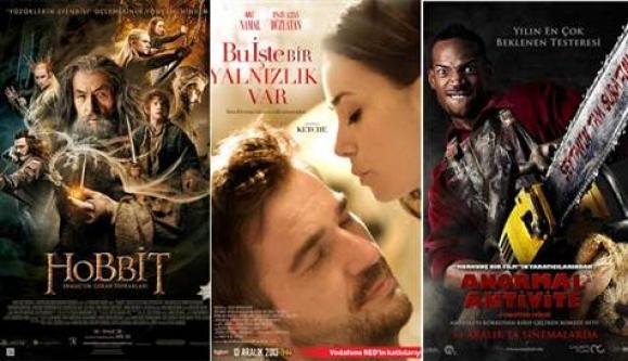 3 yeni film vizyonda...