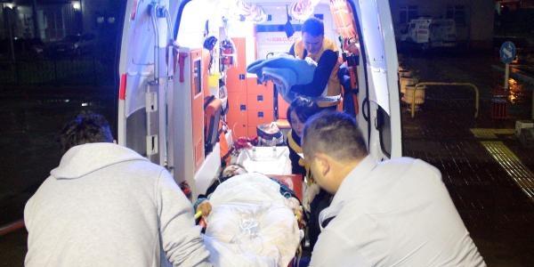 3'üncü Çocuğunu Ambulansta Doğurdu