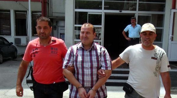 40 Milyon Tl'lik Dolandırıcılık Şüphelisi Mersin'de Yakalandı
