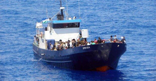 45 Suriyeli göçmen...