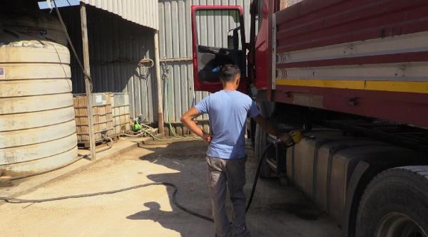 4 Bin 380 Litre Kaçak Akaryakıt Ele Geçirildi