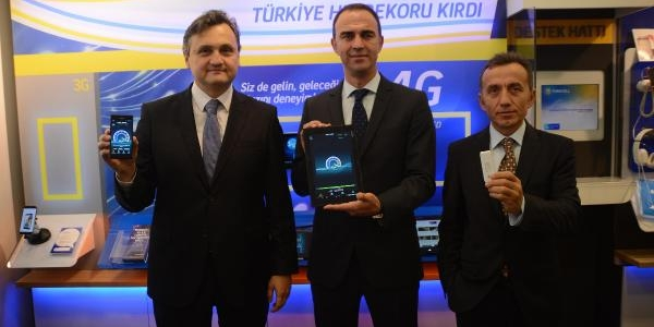 4G Hizi Izmir'De